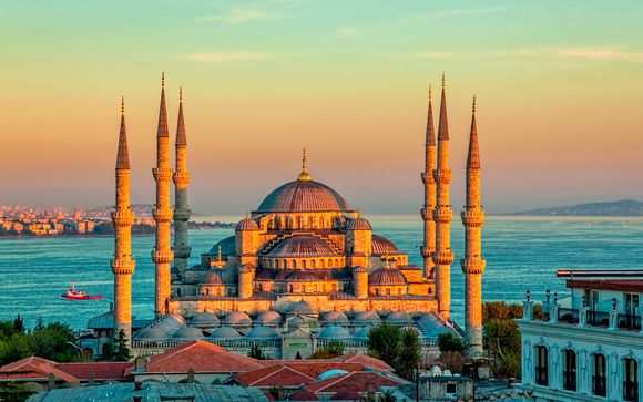 Eurostars Hotel Old City Istanbul 4*