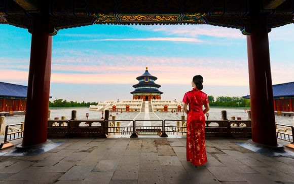 Pechino e Shanghai Express
