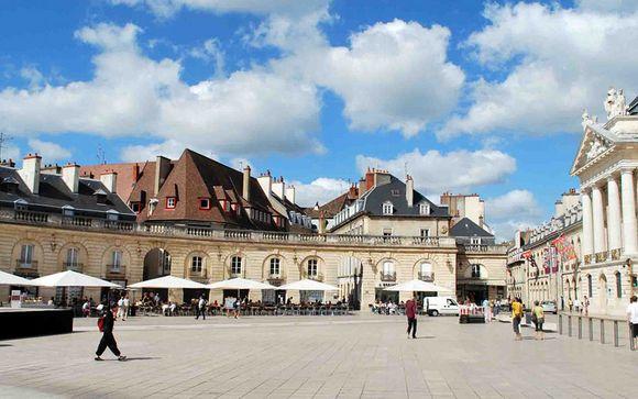 Alla scoperta di Dijon