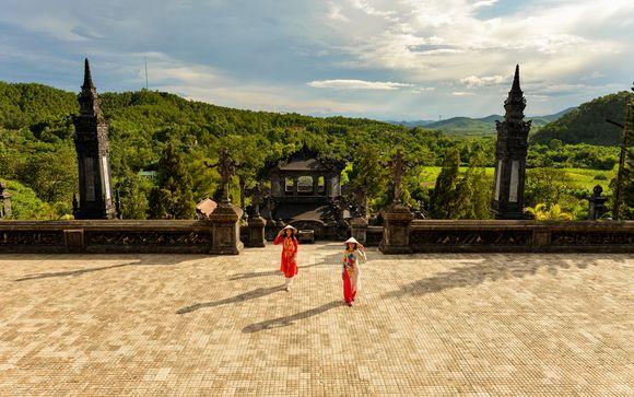 Tour privato del Vietnam in 5* - 13 notti