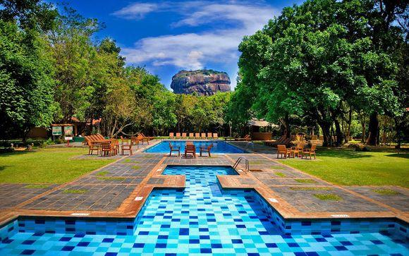 Sigiriya - The Hotel Sigiriya