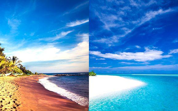 Minitour Sri Lanka + Fushifaru Maldives Resort 5*