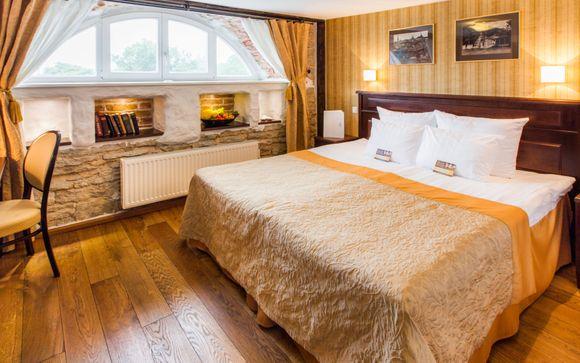 Tallinn - The von Stackelberg Hotel 4*