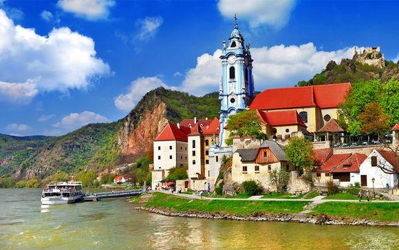 Speciale Immacolata - Crociera fluviale 4* lungo il Danubio