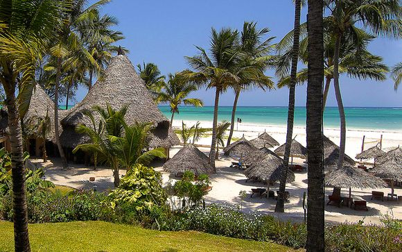 Diani - Pinewood Beach Resort and spa 4*