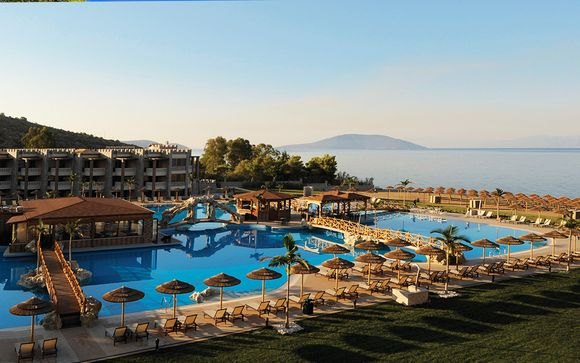 Kandia's Castle Resort & Thalasso 5*