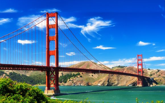 USA Golden Triangle: San Francisco, Las Vegas e Los Angeles