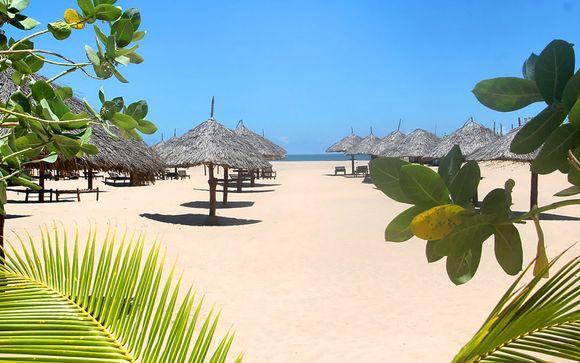 Esclusivo resort All Inclusive sulla spiaggia di Mambrui