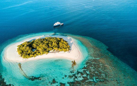 Crociera in yacht alle Maldive