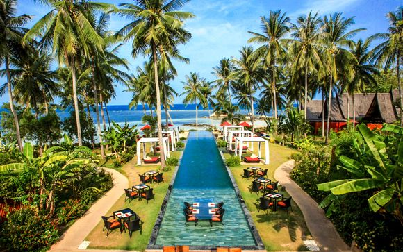 The Grand Fourwings Convention Hotel 5* + Kupu Kupu Phangan Beach Villas & Spa by L'Occitane 5*
