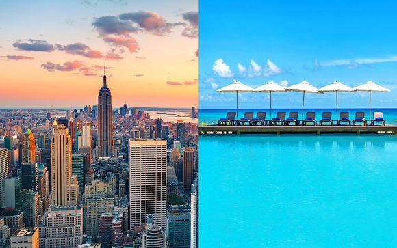 Park Central Hotel New York 4* & Ocean Riviera Paradise Privilege 5*