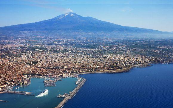 Palermo, Catania e dintorni