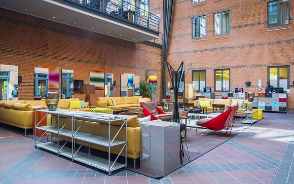 Comfort Hotel Vesterbro 4*