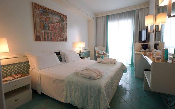 Il Grand Hotel Terme di Margherita di Savoia 4*