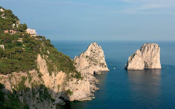 Alla scoperta di Capri