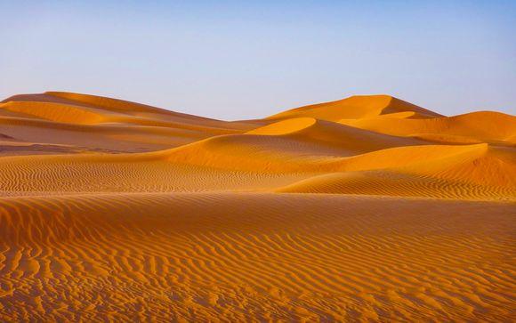 Tour da Muscat a Nizwa e il deserto di Sharqiya Sands