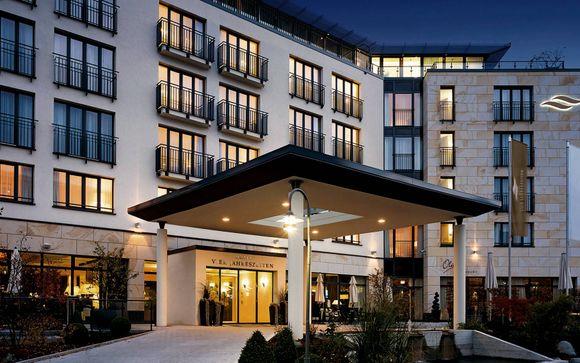 Hotel Vier Jahreszeiten Starnberg 4* Superior