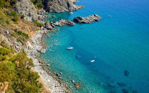 Calabria / San Leonardo di Cutro - Villaggio Santa Monica***