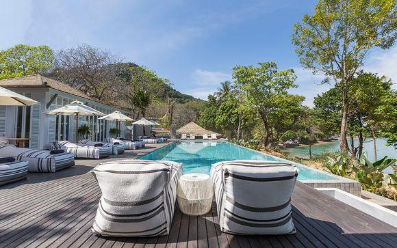 JW Marriott Khao Lak Resort & Spa 5* e Cape Kudu 5*