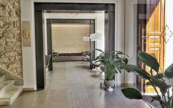 Il Caportigia Boutique Hotel 4*