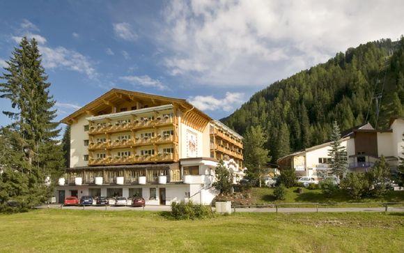 Alpinhotel Jesacherhof 4*