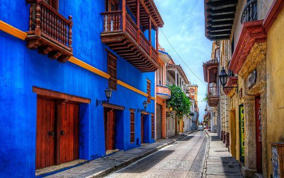 Tour Colombia Speciale Agosto