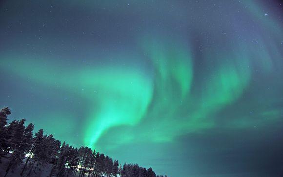 Lapponia - Alla ricerca dell'Aurora Boreale