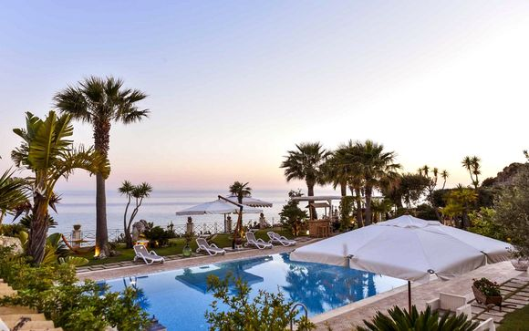 Villa Kete Deluxe Room in Sicily