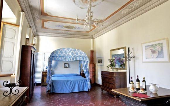 Case e Appartamenti Castiglionchio & Ristonchi