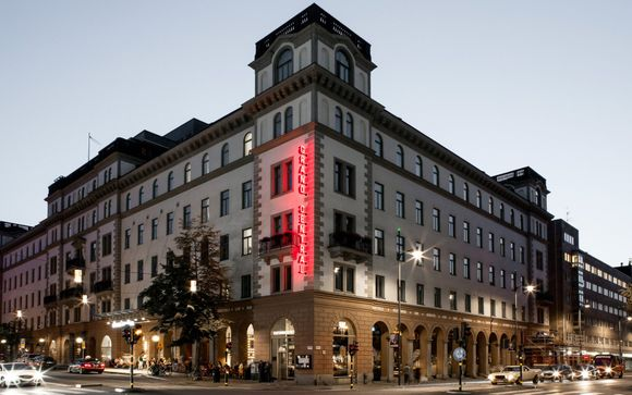 Stoccolma - Lo Scandic Grand Central Stockholm 4 *