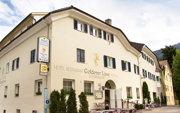 Goldener Löwe – Anno 1773