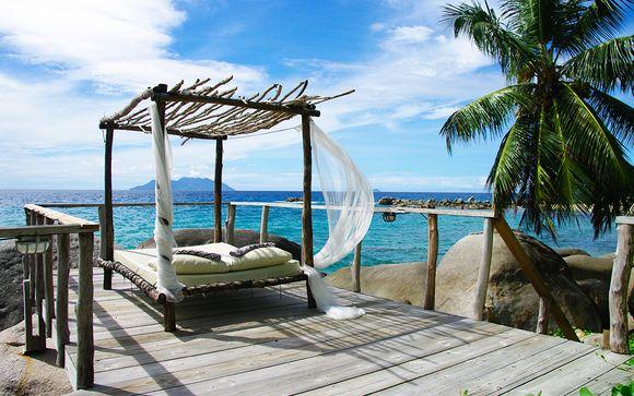 Mahe - Bliss Boutique Hotel Seychelles 4*