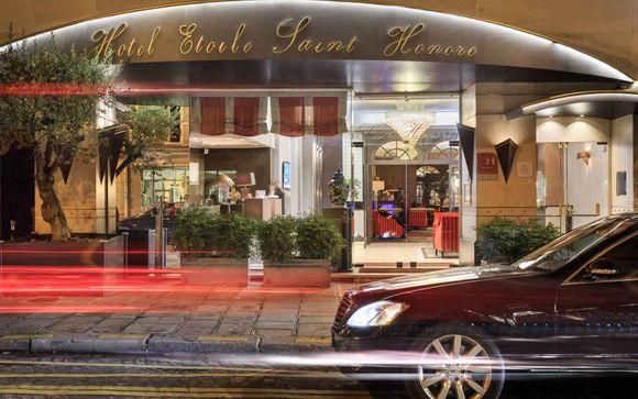 L'Hotel Etoile Saint Honoré 4*