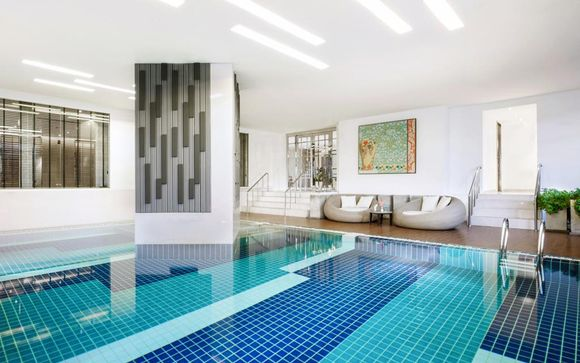 Bangkok - Centre Point Hotel Chidlom 4*