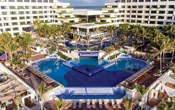 Cancun - Now Emerald Cancun 5*