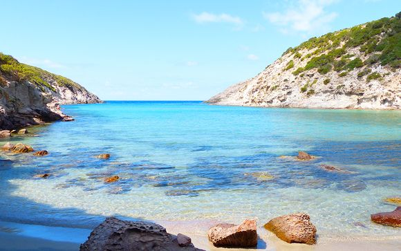 Splendido 4* vista mare sull'isola di Sant'Antioco