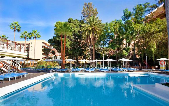All inclusive in 4* adult only a due passi da Playa Jardin