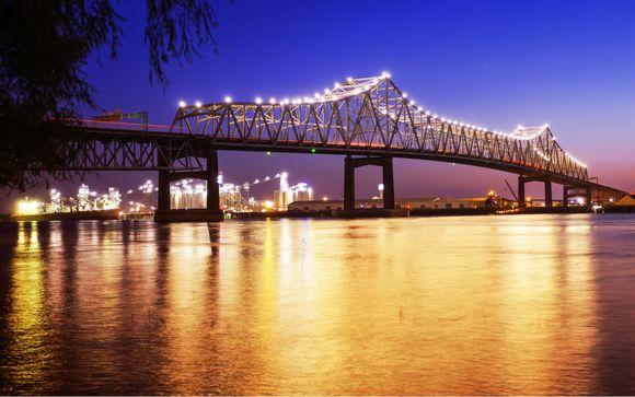 Alla scoperta della Louisiana