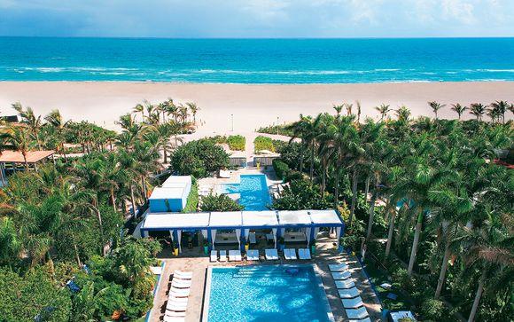 Atmosfere cool e moderne a 4* sulla spiaggia di Miami Beach