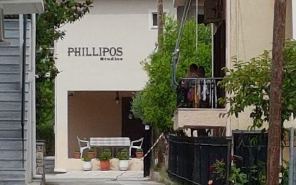 Residence Philippos o similare