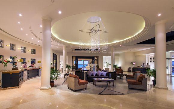 Concorde Hotel El Salam 5*