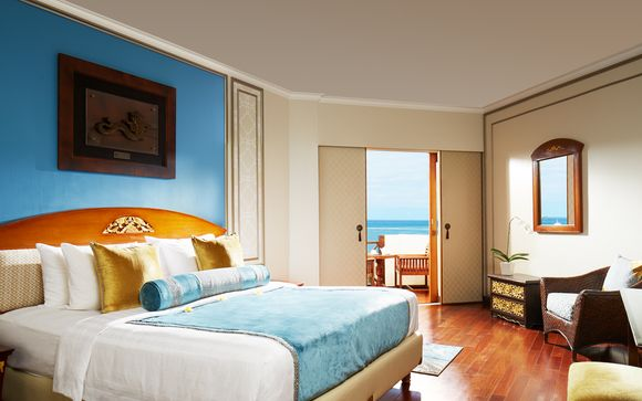 Nusa Dua - Grand Mirage Resort & Thalasso Bali 5*