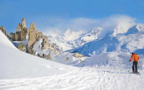 Le Dolomiti in chalet a quota 2000 con pensione ¾
