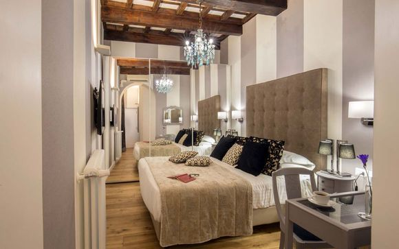 The Inn at the Spanish Steps - Small Luxury Hotel 5*