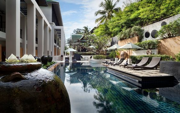 Chatrium Residence Sathorn Bangkok 4* + Manathai Surin Phuket 4*