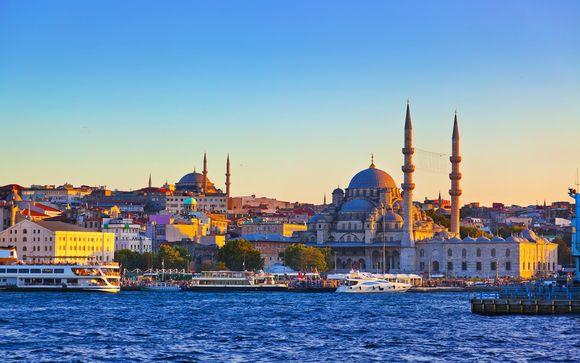 Alla scoperta di Istanbul e Cappadocia