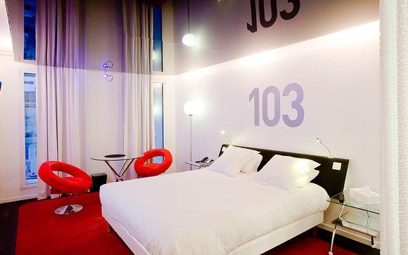Seeko'o Hotel Design Bordeaux
