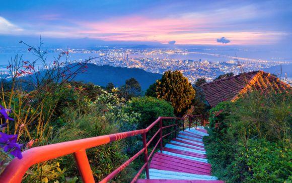 Tour Malesia + Chanalai Flora Resort Phuket