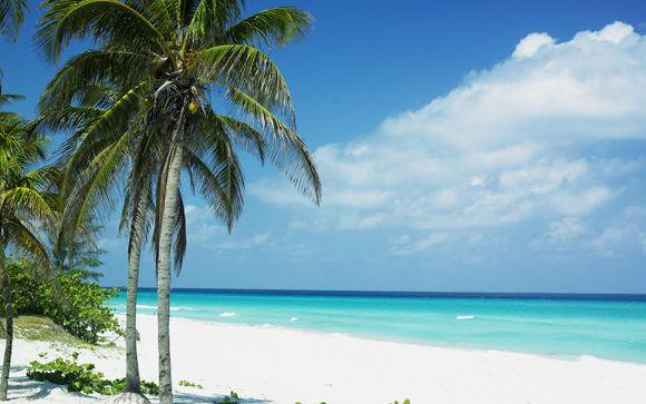 Il fascino di Cuba e il relax fronte mare in 4 e 5*