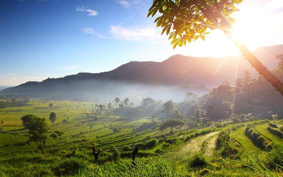 Itinerario tour in Indonesia